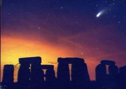 The Monument Is Seen Here In 1997 - Britain - Formato Grande Viaggiata – E 9 - Cartoline