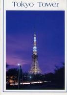Tokyo - Tower - Formato Grande Viaggiata Mancante Di Affrancatura – E 9 - Cartoline