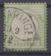 DR Minr.23 Gestempelt 30.9.72 - Allemagne