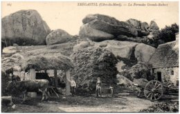 22 TREGASTEL - La Ferme Des Grand-Rochers - Trégastel