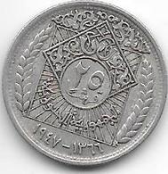 *syria 25 Piastres 1947  Km 79   Xf+ - Syrie