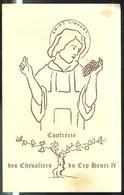 Menu Givry - Confrérie Des Chevaliers Du Cep Henri IV - 31ème Chapitre - St Vincent 19 Janvier 1997 - Menus