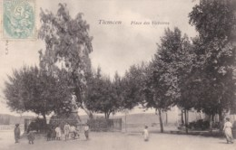 ALGERIE - TLEMCEN - Place Des Victoires. - Tlemcen