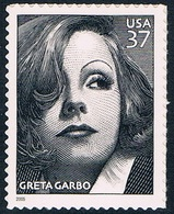 Etats-Unis - Greta Garbo, Actrice 3703 (année 2005) ** - Etats-Unis