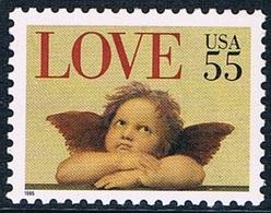 Etats-Unis - Timbre D'Amour 2348 (année 1995) ** - Neufs