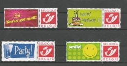 4 Verschillende Thema's - België