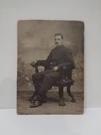 Antigua Fotografia Realizada Por Rafael Areñas. - Ancianas (antes De 1900)