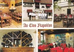 Fixin - Restaurant Gastronomique 'Au Clos Napoléon' - Direction Parc Noisot - Frankreich