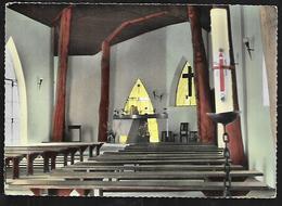 Cpm St004376 Bouar Nef De La Chapelle Militaire - Centrafricaine (République)