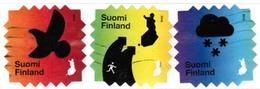 2018 Finland, Climate Change, Complete Used Set. - Finlande