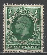 Great Britain 1934. Scott #210 (U) King George V * - 1902-1951 (Rois)