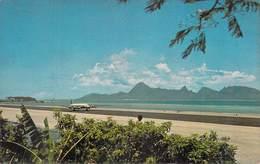 Polynésie Française TAHITI'S AIRPORT Aérodrome De Tahiti Aéroport  (avion)( Tahiti Photo Sounam C11982 ) BV *PRIX FIXE - Polynésie Française