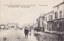 LES ISLETTES LA GRANDE GUERRE La Traversée Circulée  1918 - France