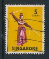 SINGAPORE, 1968 5c P13 Fine Used, Cat £10 - Singapore (1959-...)