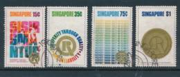 SINGAPORE, 1973 Prosperity Set Fine Used, Cat £11 - Singapore (1959-...)