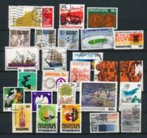 SINGAPORE, 1971-80s  Selection , Cat £33 - Singapore (1959-...)
