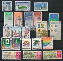 SINGAPORE, 1973-80s  Selection - Singapore (1959-...)