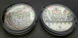 2018 Ukraine Coin 5 UAH Medjibiz Fortress NEW! - Ukraine