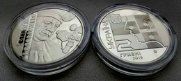 2018 Ukraine Coin 2 UAH Hryvnia Oleksiy Kolomiychenko NEW! - Ukraine