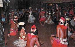 Polynésie Française Danse à L'Hôtel TAAONE Tahitian  Dance (B)  ( Photo Sounam Papeete Tahiti  C24130) BV *PRIX FIXE - Polynésie Française