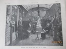 1907 Mr Osiris  Daniel IFFLA    Hotel De La Rue De La Bruyere Paris - Vieux Papiers
