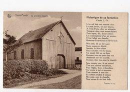 105 - TROIS - PONTS  -  Sa Première Chapelle - Trois-Ponts