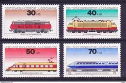 Duitsland West 1975 Nr 685/88 **  Zeer Mooi Lot Krt 3187   KOOPJE !!! - Timbres