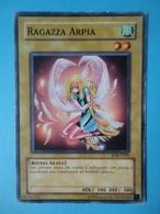 Ragazza Arpia - Serie STRUCTURE DECK SIGNORE DELLA TEMPESTA - 2006 - SD8 IT004 - Yu-Gi-Oh