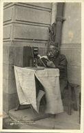 China, HONG KONG, Street Fortune Teller (1920s) Mumeya & Sano RPPC Postcard - China (Hong Kong)