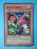 Sorelle Arpie - Serie STRUCTURE DECK SIGNORE DELLA TEMPESTA - 2006 - SD8 IT007 - Yu-Gi-Oh