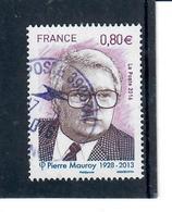 Yt 5073 Pierre Mauroy Code Roc 39057A - France