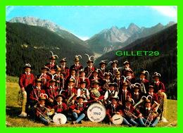 INNSBRUCK, AUSTRIA - MUSIKKAPELLE BIRGITZ 1962 - TRAVEL - - Innsbruck