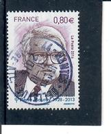 Yt 5073 Pierre Mauroy Joli Cachet Rond - France