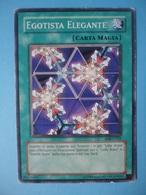 Egotista Elegante - Serie STRUCTURE DECK SIGNORE DELLA TEMPESTA - 2006 - SD8 IT021 - Yu-Gi-Oh