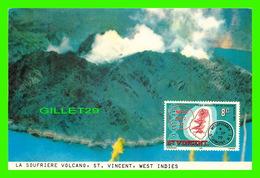ST, VINCENT, WEST INDIES - LA SOUFRIÈRE VOLCANO - TRAVEL - Saint-Vincent-et-les Grenadines