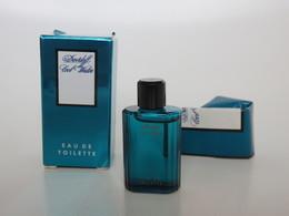 Cool Water - Davidoff - Eau De Toilette - Miniatures Modernes (à Partir De 1961)