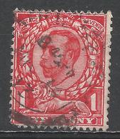 Great Britain 1912. Scott #154 (U) King George V * - 1902-1951 (Rois)