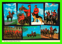 POLICE- GENDARMERIE - CREATED THE MOUNTED RIFFLES, 1873 - ROYAL CANADIAN MOUNTED POLICE - 7 MULTIVUES - - Police - Gendarmerie