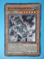 Bestia Ingranaggio Antico - Serie STRUCTURE DECK RIVOLTA DELLE MACCHINE - 2007 - SD10 IT013 - Yu-Gi-Oh