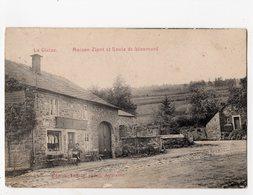 13 - LA GLEIZE  - Maison ZIANT Et Route De Stoumont - Stoumont