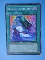 Rilascio Delle Anime - Serie STRUCTURE DECK L'IMPERATORE OSCURO - 2008 - SDDE IT021 - Yu-Gi-Oh