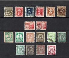 SPAIN...1930's...mostly Used - 1889-1931 Kingdom: Alphonse XIII