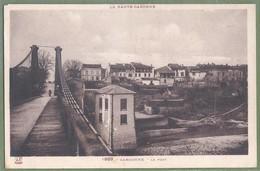 CPA Vue Rare - HAUTE GARONNE - CARBONNE - LE PONT - éditeurs Labouche Frères / 1868 - Francia