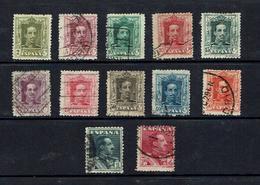 SPAIN...1920's - 1889-1931 Kingdom: Alphonse XIII