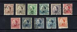 SPAIN...1930's - 1889-1931 Kingdom: Alphonse XIII