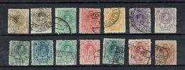 SPAIN...1909+ - 1889-1931 Kingdom: Alphonse XIII