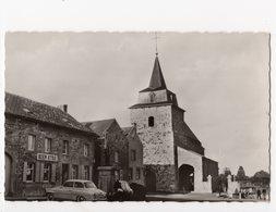 OCQUIER - L'église - Clavier