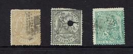 SPAIN...1870's - 1870-72 Régence