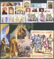 2012 - ** ANNATA CPL. (VAT) 23 V. + 4 FG. + 1 LIB. - Vaticano