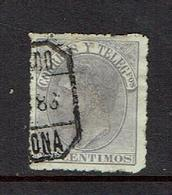 SPAIN...1870's - 1870-72 Regency